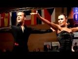 Dmitry Pugachev - Daria Glukhova | Jive | Brno Open 2014, WDSF WO latin, semifinal