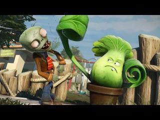 Мультфильм Растения против зомби./Лучшие епизоды./  Plants vs Zombies Full Movie