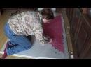 Совместник 1(часть 9) /Вяжем шаль Софья / Автор шали Любовь Лопухова / Ссылки под видео.