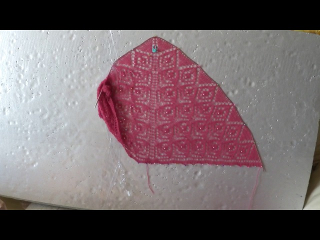 Совместник 1 часть 5 Вяжем шаль Софья Автор шали Любовь Лопухова Ссылки под видео