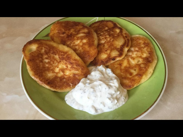 Завтрак от хороших людейОладьи из адыгейского сыра от Svetlana K Рецепт с болтологией.