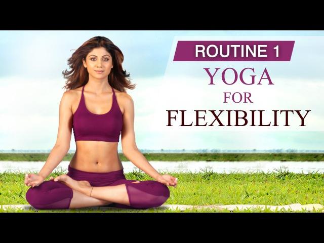 Yoga to Increase Flexibility The Shilpa's Yoga Destress Program International Yoga Day Special