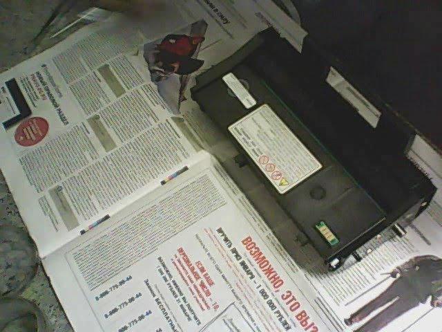 заправка к жа Ricoh SP 111 инструкция » Freewka.com - Смотреть онлайн в хорощем качестве