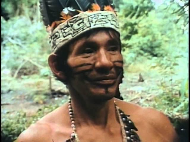 04 1984 Скользящие тени Индейцы Амазонии - Подводная одиссея команды Кусто