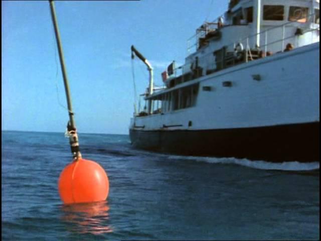 17 1971 Тайна затопленных пещер - Подводная одиссея команды Кусто