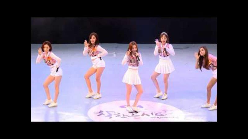 Мужиков надо любить - Танец кореянок и мужиков из Samoa ( R.Otradnaja Remix HD )