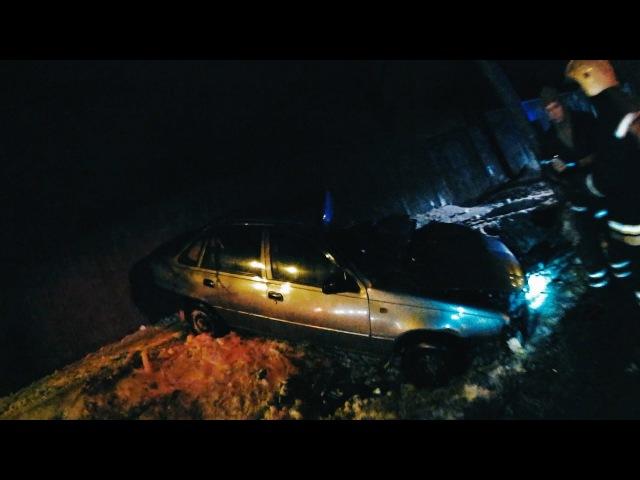 Эпизод 11 Авария. Живой в багажнике.