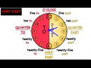 (Very Easy) Telling The Time in English Click To Learn