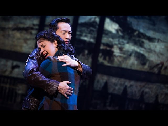 Allegiance || Lea Salonga Michael K. Lee - This Is Not Over