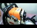 Не заводится бензопила Stihl ms 440.Ремонт карбюратора.Регулировка карбюратора