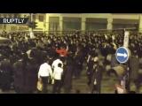 Тысячи ортодоксальных евреев вышли на акцию протеста в Иерусалиме