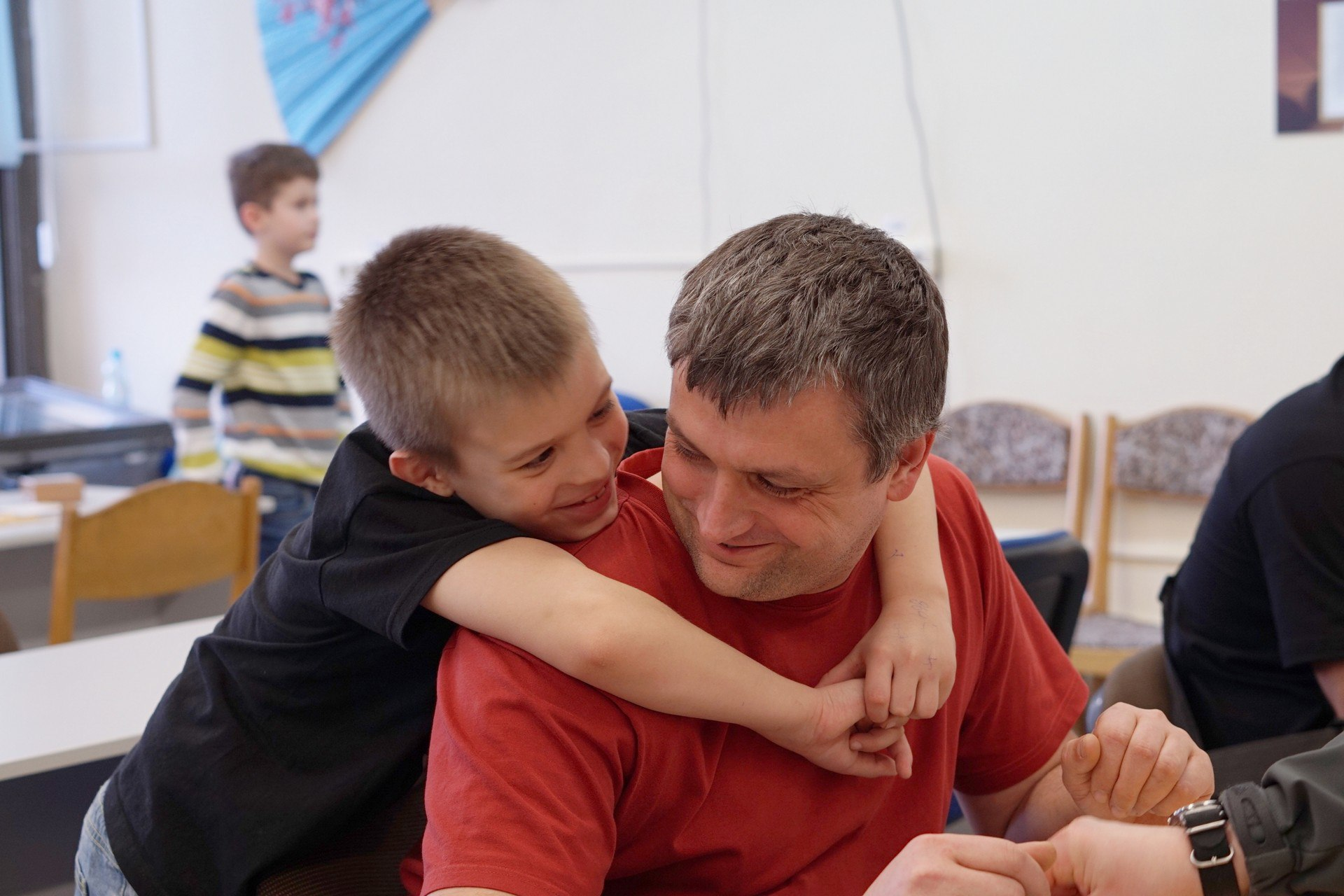 Семейный командный турнир в Минске