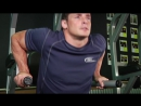 Dips Chest Version - Chest Exercise - Bodybuilding.com