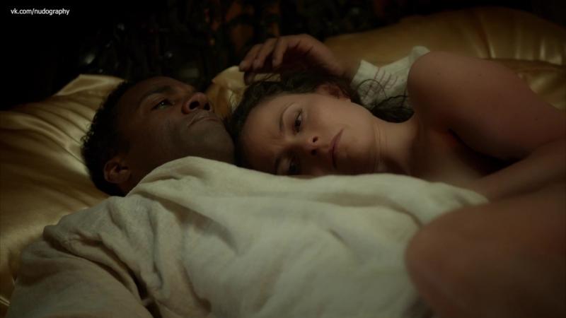 Лара Пулвер (Lara Pulver) голая в сериале Демоны Да Винчи (Da Vinci's Demons, 2014) s02e07 (1080p)