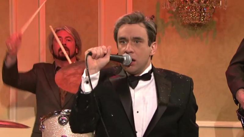 Band Reunion at the Wedding - Saturday Night Live