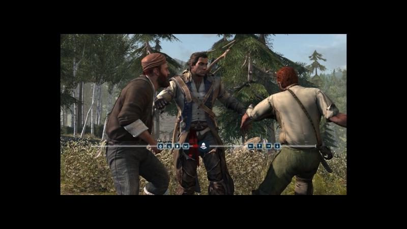 Assassins Creed III...Горячие финские парни...