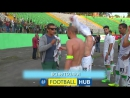 Фанаты Карпат заставили снять футболки с игроков