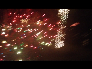 Altonio TV/Altonio Friday Night Day Video Of Outside Light XMas Again MP4