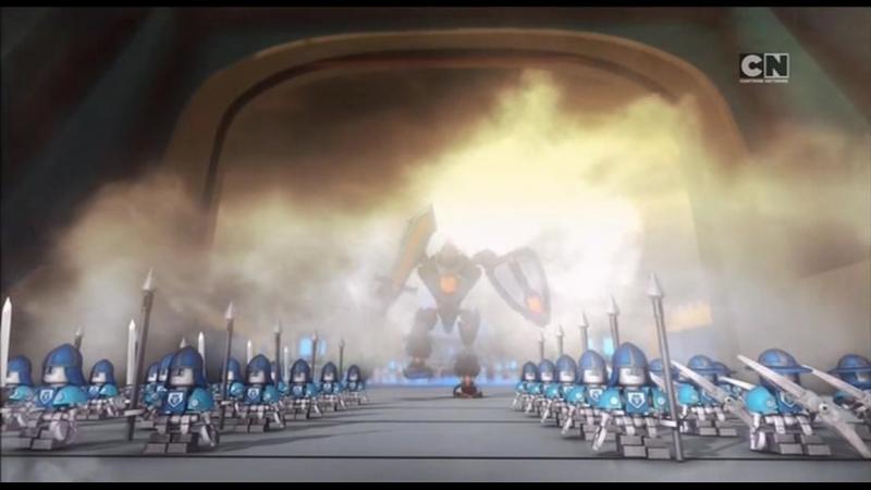 Нексо Рыцари s1e10 - Силы И Магия!