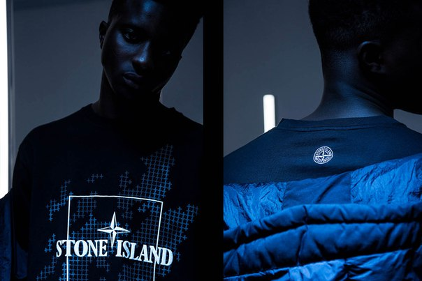 Slip Into a Dream State With This Stone Island 2017 Fall/Winter Editor
