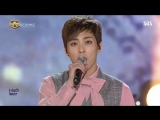 EXO-CBX - For You (Scarlet Heart: Ryeo OST) @ Inkigayo BOF Special 161030
