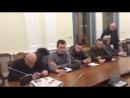 звернення від Ради Спілок учасників АТО та волонтерів до Київради