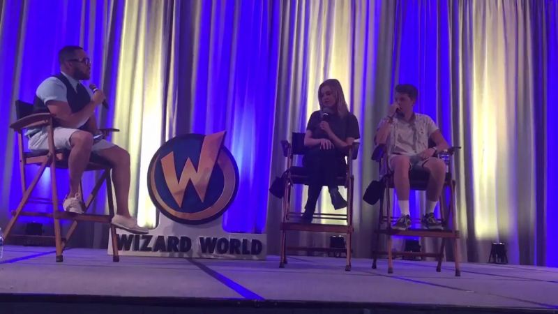 If you could instill any type of social change in the world, what would it be @MisElizaJane Love and acceptance. WizardWo