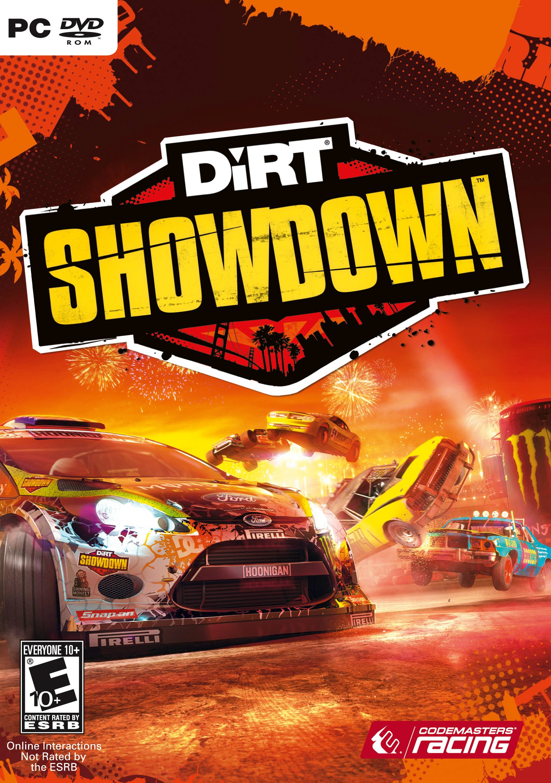 DiRT Showdown обзор