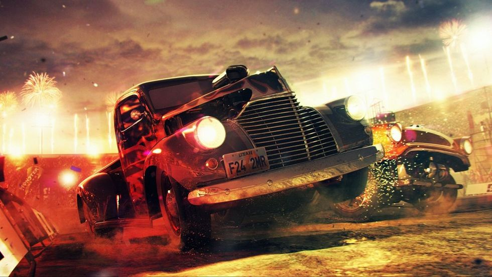 DiRT Showdown обзор