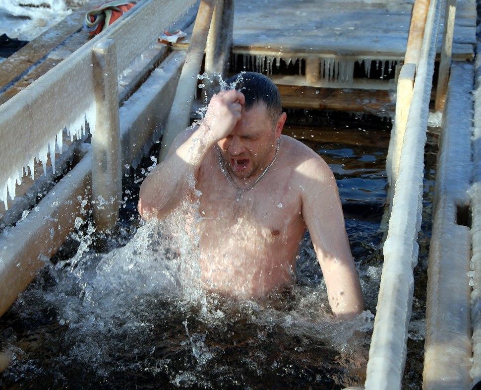Администрация Таганрога: Крещенские купания пройдут в районе «Альбатроса»