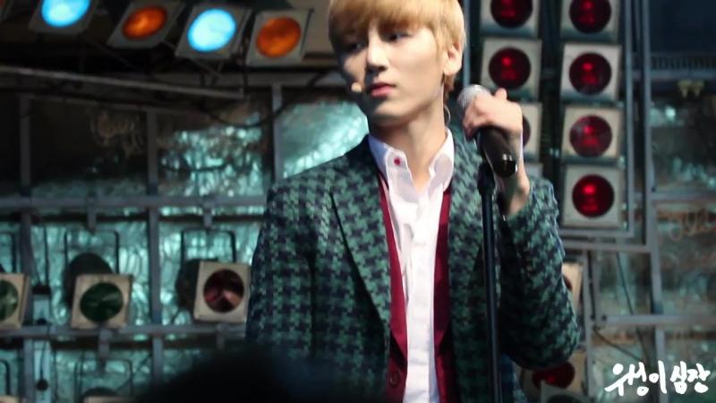 [FANCAM] 151129 SNUPER - Polaroid (Woosung Focus) @ Dongdaemuns Project