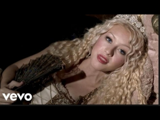 Christina Aguilera - What a girl wants (1999) клип HD