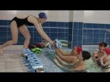 Занятия в бассейне AversFit и немного про женскую дружбу