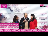 Показ Bea Barthes, Италия, г. Милан. Репортаж Kids Fashion TV