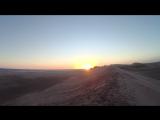 Playa Antartida de Reta, sur de la provincia de Buenos Aires, Argentina