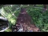 GOPR5826 Золотая Долина Соревнования по Даунхилу 2 трасса