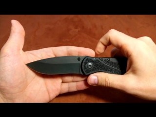 Обзор ножа Kershaw Blur 1670BLK