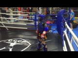 Саша Леонов тайский бокс Varaxa team нокау