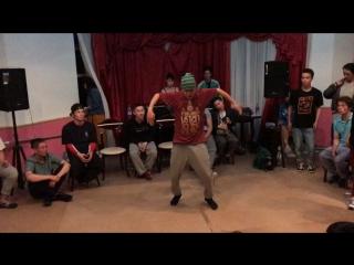 Danik Fantom JFC Judge Showcase / Just Groove It Battle