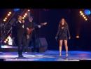 Ани Лорак и Эмин с песней Зови меня на праздничном концерте «День семьи, любви и верности», 09-07-2017