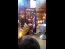 крещение любимого сына