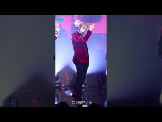 [예능연구소] 방탄소년단 피 땀 눈물 지민 Focused @쇼!음악중심_20161224 Blood Sweat Tears BTS JIMIN