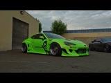 Lime Green Rocket Bunny V3