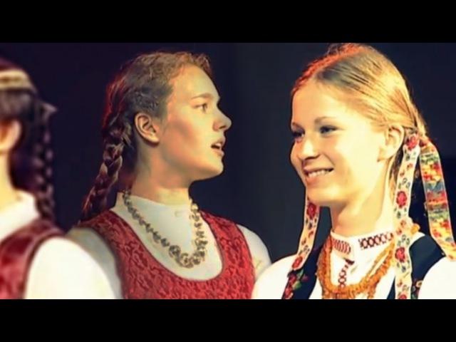 Joninių sutartinė (Lithuanian Midsummer folk song) Kūkal rože ratilio