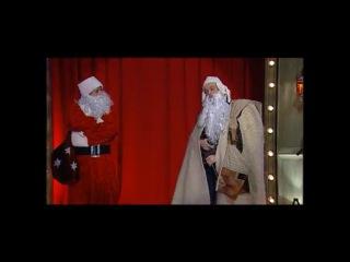 Ilo Beroshvili & Young Mic - Santa Claus vs. Tovlis Babu Rap Battle