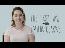 'Game of Thrones' Emilia Clarke Talks First Time Acting With a Dragon, Got Drunk