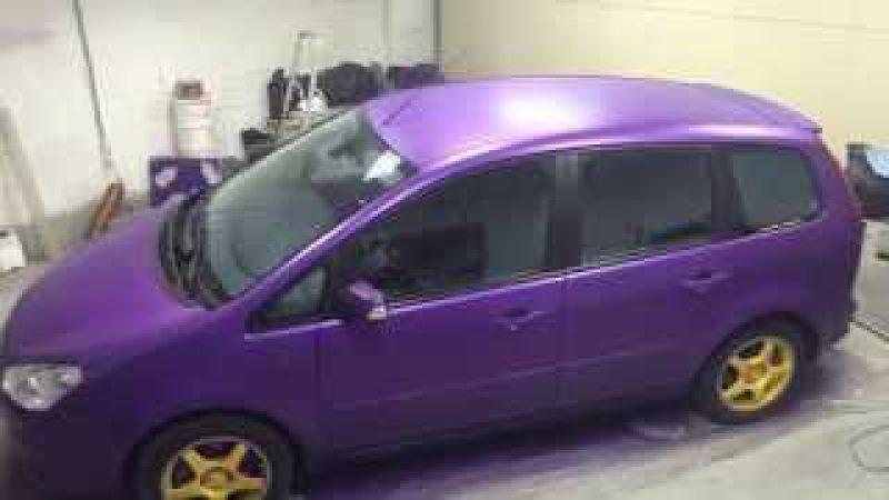 Ford C max plasti dip (Форд с макс пласти дип)
