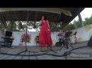 Джаз вечер Лидии Барросс на Сонечной сцене Измайловского парка