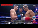Yuichiro Nagashima 長島雄一郎 (JPN) VS Artem Pashporin (RUS) - KLF 70kg Tournament Semifinal A - 4/23