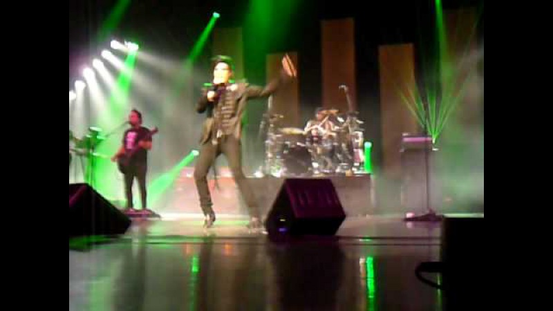 Adam Lambert - FYE (in its entirety) - Red Robinson Show Theatre - Vancouver, BC - April 8, 2010